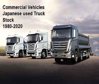 Japanese used Commercial Trucks For Sale