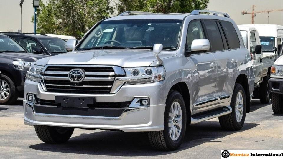 TOYOTA LAND CRUISER AXG