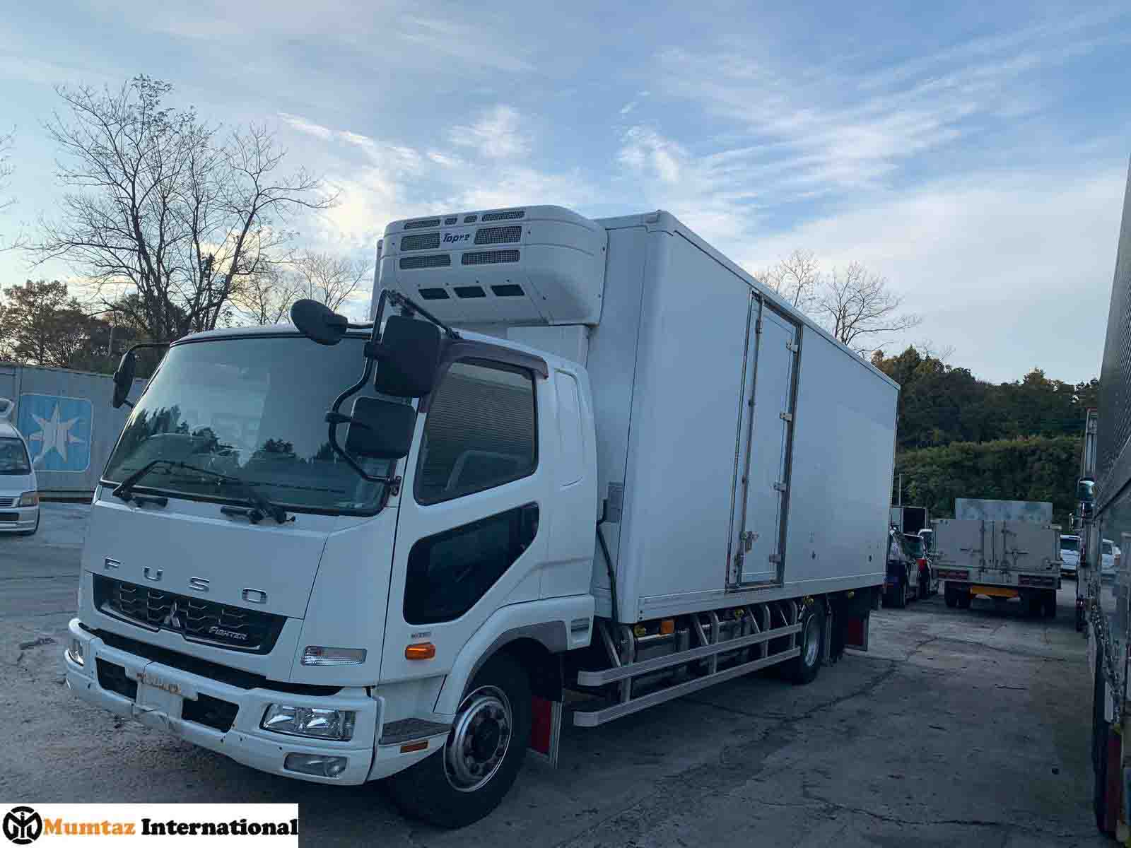 MITSUBISHI FUSO FIGHTER (FREEZER)