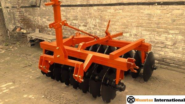 TILLAGE Offset Disc Harrow