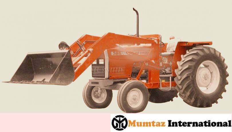 TILLAGE Hydraulic-Front-End-Loader