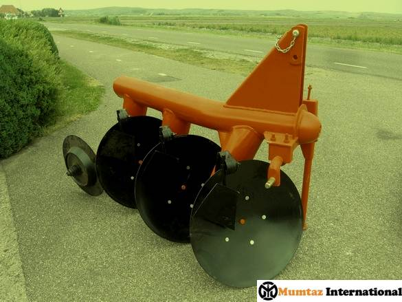 TILLAGE DISC PLOUGH