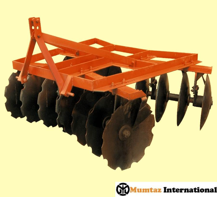 TILLAGE Tandem Disc Harrow